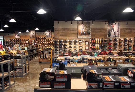 Dallas Inwood Store Inside